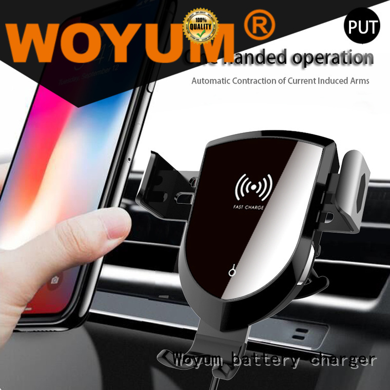 Woyum best wireless car charger Supply for phone