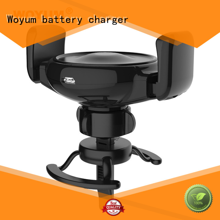 Woyum typec wireless phone charger supplier for car