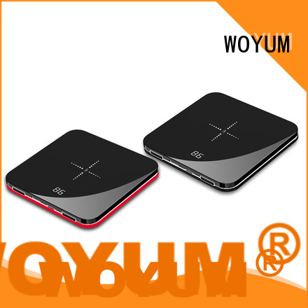 Woyum intelligent bamboo charger manufacturer for iPhone