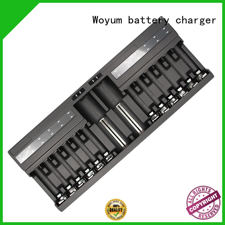 Woyum top battery chargers factory for Ni-MH