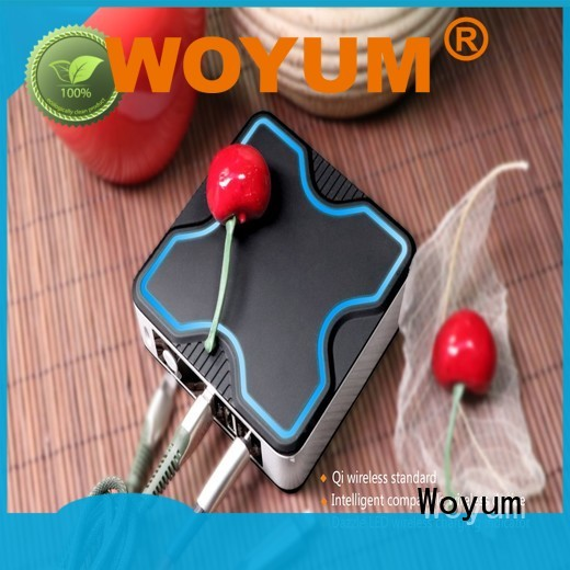 Woyum Latest wood charger company for phone