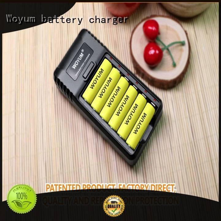 Woyum intelligent battery charger supplier for IMR