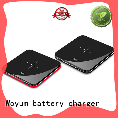 Woyum electrical compact power bank manufacturer for phone