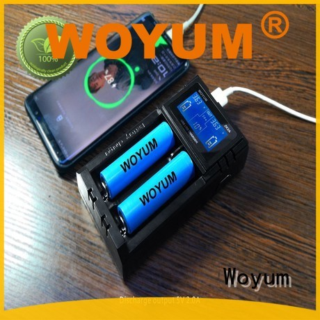 Woyum best aa battery charger company for Ni-Cd