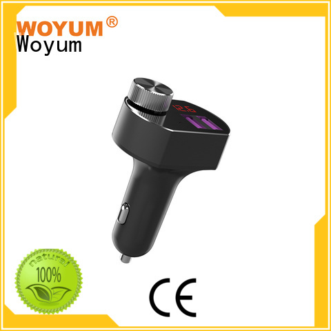 Woyum multi port usb car charger for business for car