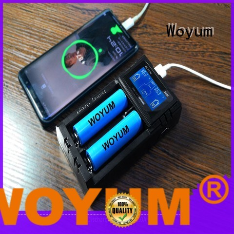 Woyum best aa battery charger for business for Li-ion
