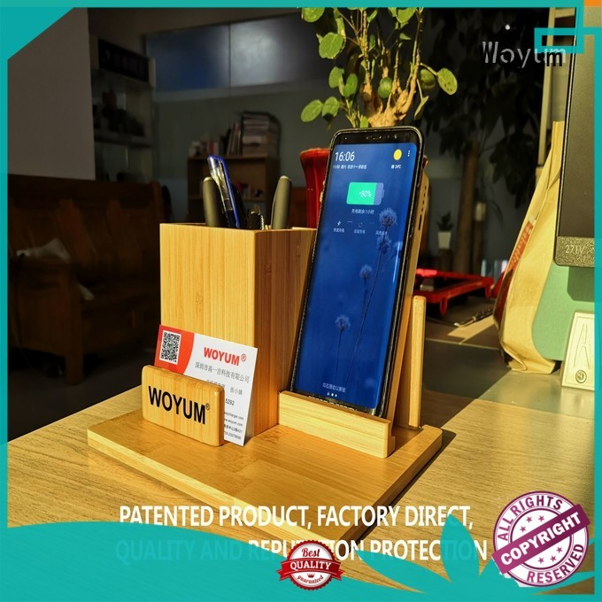 Woyum Wholesale charging by induction for business for Android