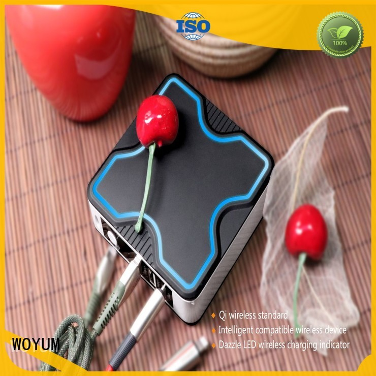 Woyum professional energizer wireless charger manufacturer for Android