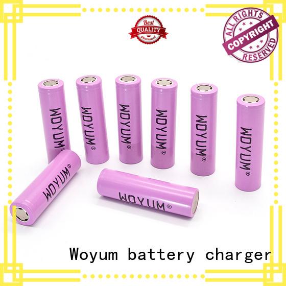 Woyum online battery charger supplier