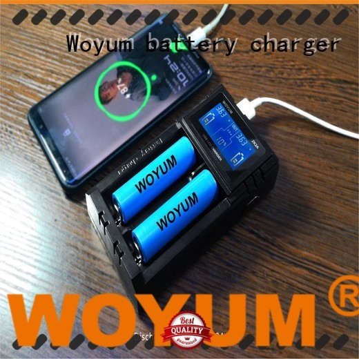 Custom smart battery charger factory for Ni-Cd