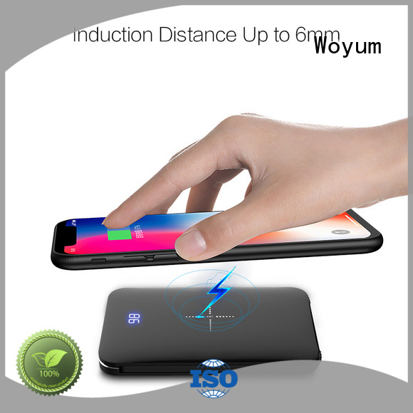 Woyum energizer wireless charger manufacturers for iPhone