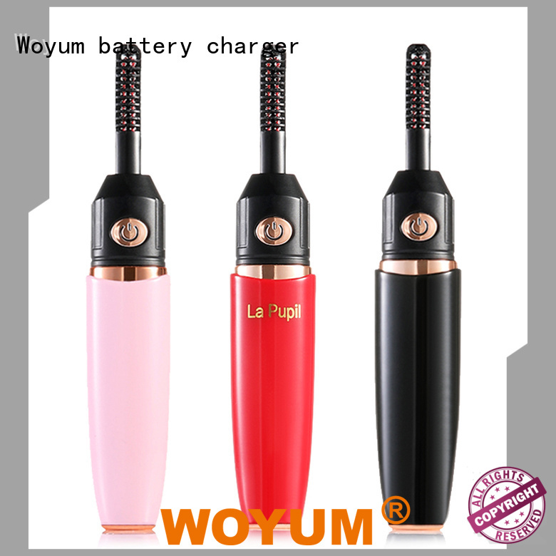 Woyum heated lash curler factory bulk production