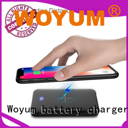Woyum Latest bamboo charger Suppliers for phone