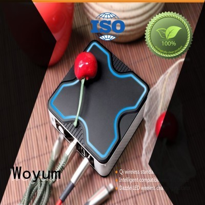 Woyum charging by induction manufacturers for iPhone